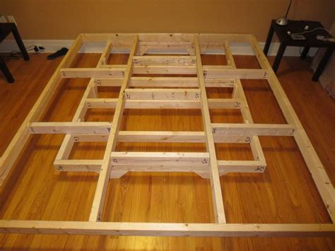 floating bed floating bed frame floating bed diy bed