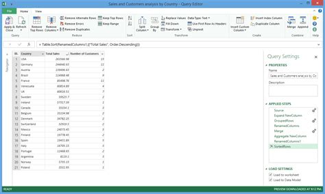 power query tutorial excel 2010 excel data connection shared workbook analyze in excel