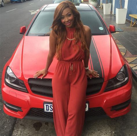 boity thulo's impressive car collection youth village