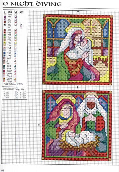 lade natalizie lade per punto croce cross stitch decoration natale punti