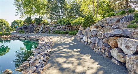 Landscape Rock Branch Mn Limestone Aggregates Baseball Field Dirt Road Base