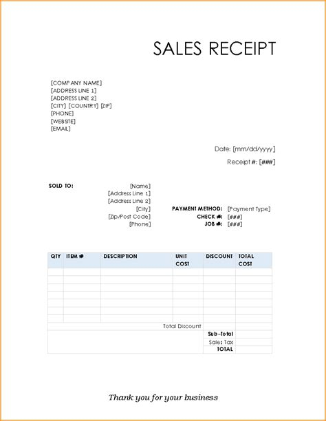 free credit card receipt template credit card slip template resume builder