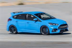 2016 ford focus rs test driving ford s 350 hp awd