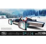 Luxury Car Manufacturers Design Futuristic Sleigh Concepts For Santa