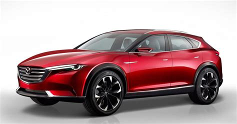 mazda plans to add a fourth crossover to its lineup by 2021