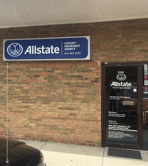 allstate car insurance  grove city  steve liskany
