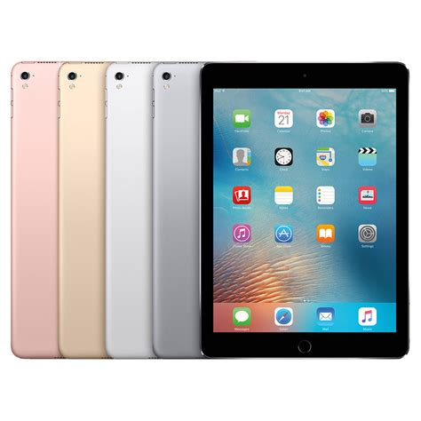 Apple Pro 9 7 apple pro 9 7 inch 32gb verizon gsm unlocked wi fi cellular all colors ebay