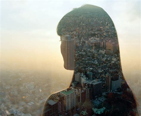 city silhouette portraits by jasper james
