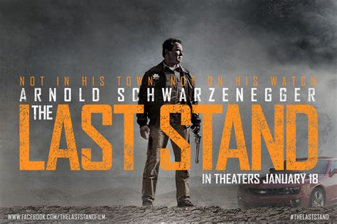 Last Stand the last stand schwarzenegger it arnold