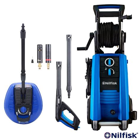 nilfisk p  power  tra pressure washer  patio