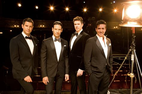 il divo on multinational pop opera crossover il divo sings at
