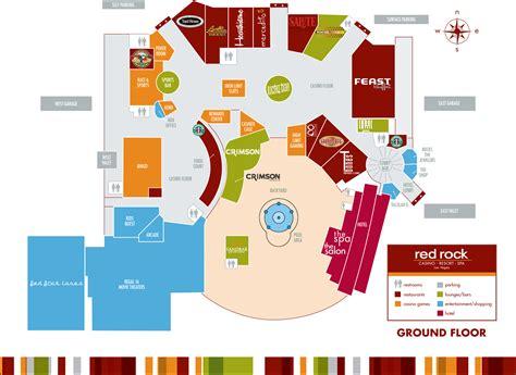 red rock casino floor plan area dining attractions doe nnsa ssgf