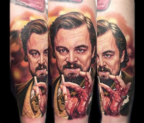 leonardo dicaprio tattoos the gallery for gt leonardo dicaprio tattoos
