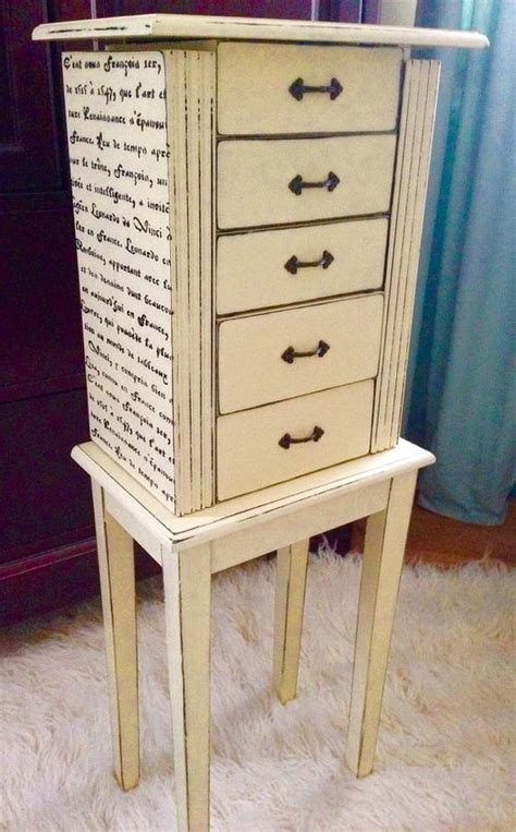 chalk paint jewelry armoire jewlery armoire painted sloan chalk paint
