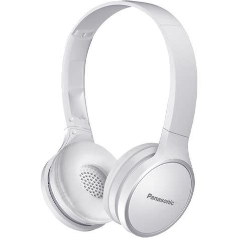 Headset Panasonic Rp Ht010 panasonic headset rp hf400be w white headphones