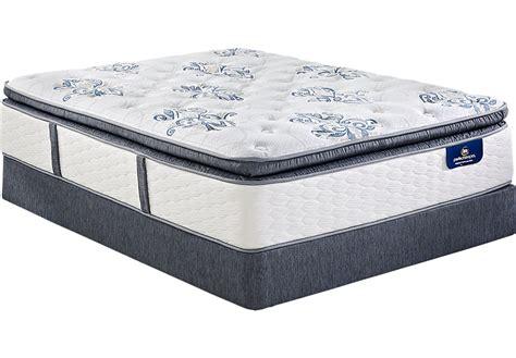 Serta Sleeper Hton Bay Pillowtop Mattress by Serta Sleeper Elite Pleasant Way Mattress