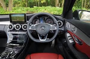 Mercedes C Class Interior Mercedes C Class Review Pictures Auto Express