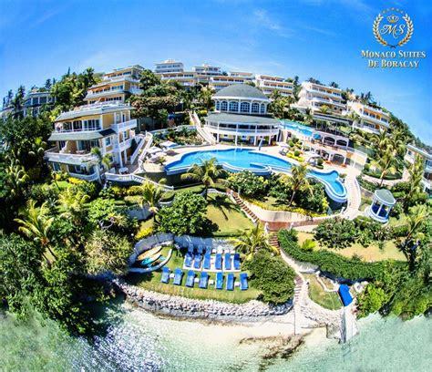 best hotels in boracay resort monaco suites de boracay philippines booking