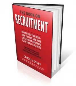 on recruitment books beresources beresources