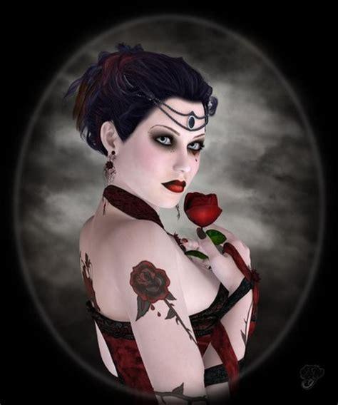Imagenes Goticas De Viros Para Facebook | im 225 genes y dibujos oscuros de mujeres g 243 ticas para