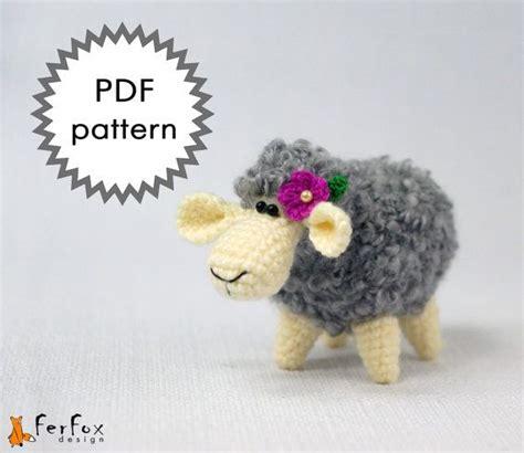 amigurumi lamb pattern free 297 best crochet sheep and lambs images on pinterest