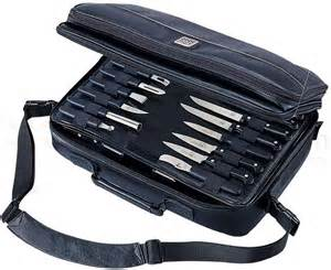 Best Kitchen Knives For The Money mercer cutlery executive knife case bag holds up to 30