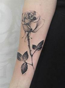 best 20 single rose tattoos ideas on pinterest rose