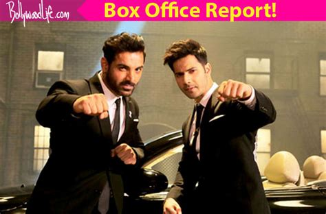 film action comedy box office dishoom box office collection varun dhawan and john