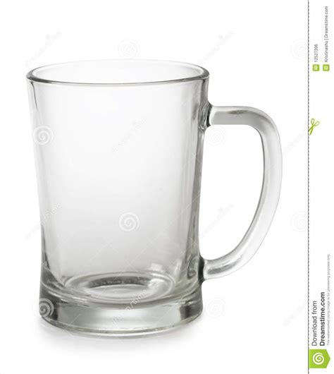 Mug Single Empty an empty mug stock photo image of fragility white