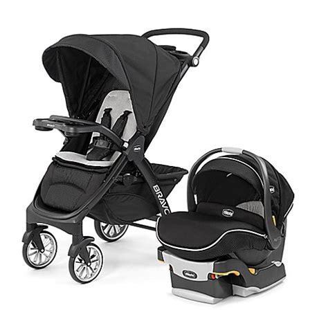 bed bath and beyond chico chicco 174 bravo 174 le trio travel system in genesis bed bath