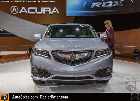 acura tlc cas15 acura gives its rdx a bit of tlc inside and out