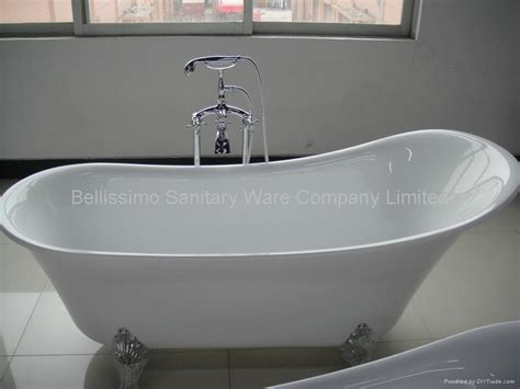 Bathtub Supplier by Clawfoot Bathtub Bs 6305 Bellissimo China Manufacturer
