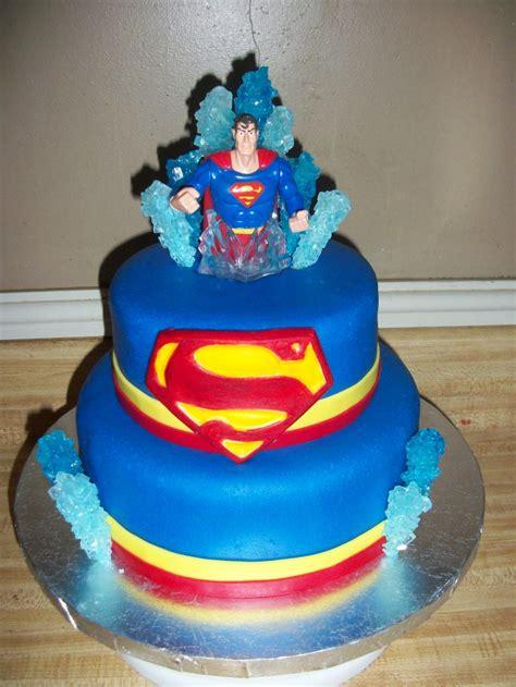 superman cakes decoration ideas  birthday cakes