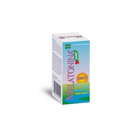 alimenti melatonina melatonina gocce diet 20 ml
