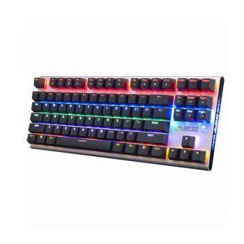 Keyboard Komputer Malang ajazz ak40 rgb mechanical keyboard blossom toko komputer