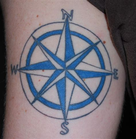 compass tattoo art compass rose tattoo art pinterest