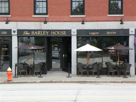 the barley house the barley house outdoor seating picture of the barley house concord tripadvisor
