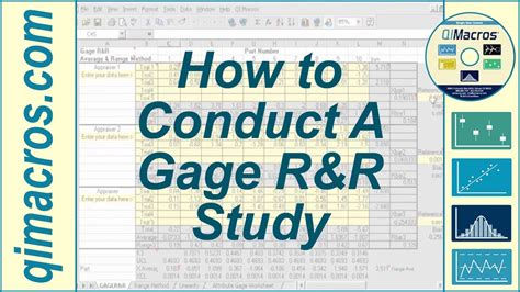 Conducting A Search While Employed How To Conduct A Gage R R Study In Excel
