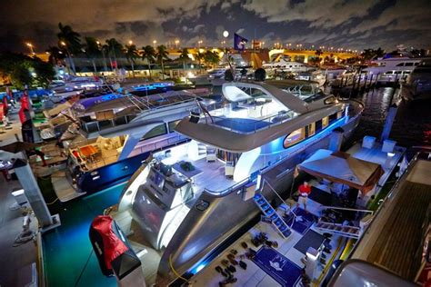boat transport ft lauderdale 2016 fort lauderdale international boat show miami