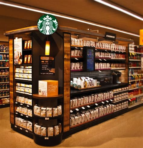Starbucks Buying Premium Grocery Real Estate with ?Signature Aisles?   Daily Coffee News by