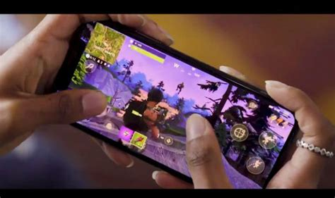 fortnite android beta epic fortnite mobile update new release news for