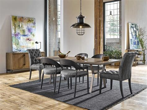 Universal Dining Room Sets Universal Furniture Curated Dining Room Set Uf751759bset