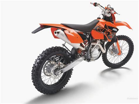 2010 Ktm 450 Exc Specs 2009 Ktm 450 Exc Racing Pics Specs And Information