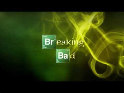 colour themes in breaking bad breaking bad theme youtube