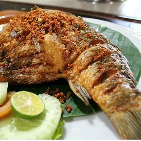 resep dan cara membuat umpan ikan mas resep dan cara membuat bumbu ikan mas goreng kering yang