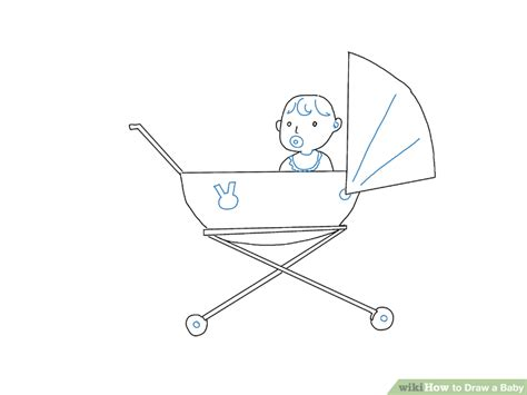 How To Draw A Baby Picture