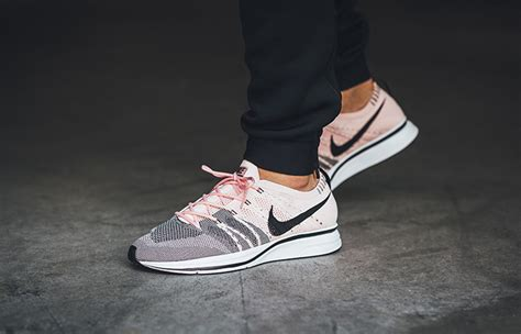 nike flyknit trainer sunset tint fastsole co uk