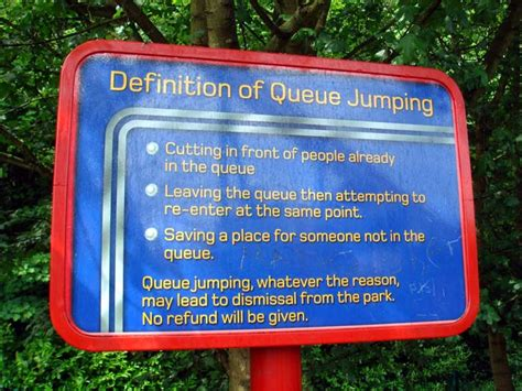 theme park queue jump alton towers theme park review s 2006 uk trip update
