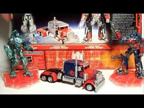 transformers titanium series optimus prime die cast set target exclusive review