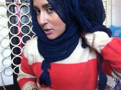tutorial hijab pashmina crinkle simple hijab tutorial lazy doll crinkle scarf youtube